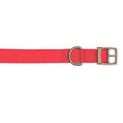 Ancol Red Nylon Dog Collar - Various Sizes