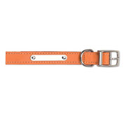 Ancol Tan Sewn Dog Collar - 6 Sizes