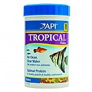 API Tropical Fish Food Flakes
