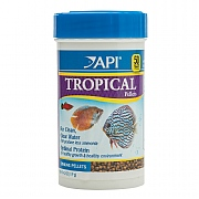 API Tropical Fish Food Pellets