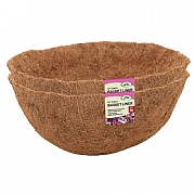 Smart Garden Basket Coco Liner Twin Pack - Various Sizes