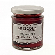 Briscoe's Cranberry & Anise Jelly