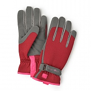 Burgon & Ball Love The Glove Gardening Gloves - Berry