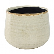 Ivyline Pot Como - Ivory (Various Sizes)