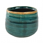 Ivyline Pot Como - Turquoise (Various Sizes)