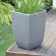 Cotswold Tall Square Planter 33cm