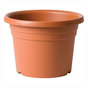 Cilindro Planter Terracotta - Various Sizes