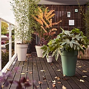 Elho Loft Urban Round High Pot 28cm - Various Colours