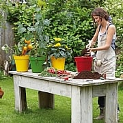 Elho Green Basics Growpot 30cm - Various Colours