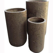Elements Cylinder Tall - Brown