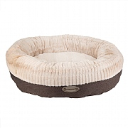 Scruffs Ellen Donut Bed Grey - Various Sizes