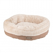 Scruffs Ellen Donut Bed Tan - Various Sizes