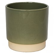 Ivyline Eno Pot - Green (Various Sizes)