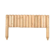 Forest Wooden Border Section