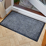 Outside In Ulti-Mat Anthracite - Various Sizes