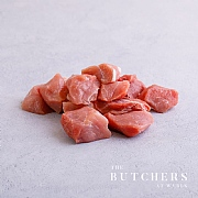Free Range Diced Hampshire Pork