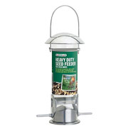 Heavy Duty Metal Seed Feeder