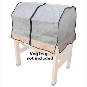 VegTrug Greenhouse Micro Mesh Cover - 2 Sizes Available