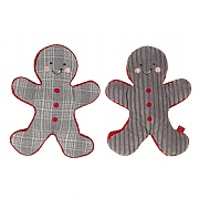 Zoon Assorted Designs Gingerbread Buddy (Various Sizes Available)