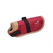 Gor Pets Edinburgh Wax Dog Coat Red - Various Sizes