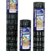 Green Border Fence - 3 Sizes Available
