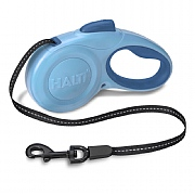 Halti Retractable Tape Lead Blue