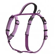Halti Nylon Walking Harness Purple