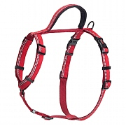 Halti Nylon Walking Harness Red