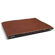 Scruffs Hilton Memory Foam Orthopaedic Dog Mattress Chocolate