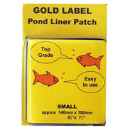 Gold Label Pond Liner Patch