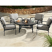 Hartman Jamie Oliver Contemporary Fire Pit Set