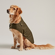 Joules Wax Jacket Pet Coat Olive - Various Sizes