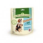 James Wellbeloved MiniJacks Dog Treats Duck 90g