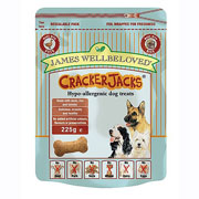 James Wellbeloved Crackerjack Dog Treats - 225g