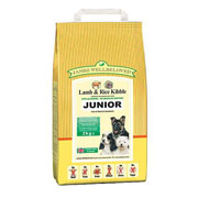 James Wellbeloved Junior Kibble Dog Food 2KG - 4 Varieties