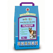 James Wellbeloved Senior Kibble Dog Food 2KG - 4 Varieties