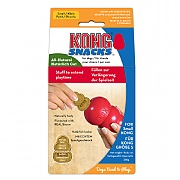 Kong Snacks Bacon & Cheese Dog Treat - Various Sizes