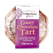 Lodge Farm Gooey Chocolate Tart