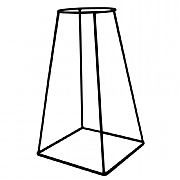 Ivyline Minimo Plant Stand - Black (Various Sizes)