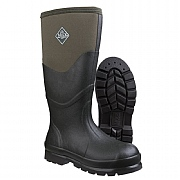 Muck Boot Chore 2K All Purpose Boots - Moss Green