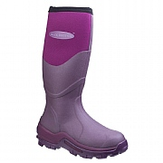 Muck Boot Womens Greta Boot - Fuchsia