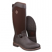 Muck Boot Womens Reign Tall Boot - Chocolate