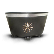 Orbita Flames Fire Bowl