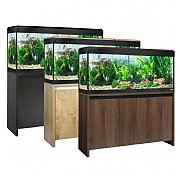 Fluval Roma 240 LED Aquarium & Cabinet Set