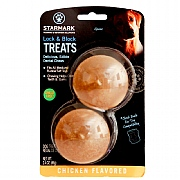 Starmark Lock & Block Chicken Flavoured Treats