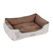 Scruffs Insect Shield Box Bed - Taupe
