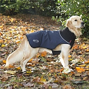 Scruffs® Quilted Thermal Dog Coat - Navy