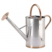 Smart Garden 4.5L Galvanised Steel Watering Can - Various Colours