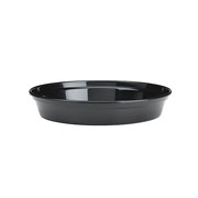 Black Premium Flower Pot Saucer - Various Sizes