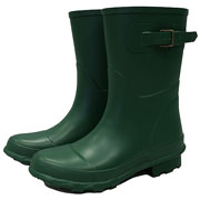 Bradgate Wellington Boots Green